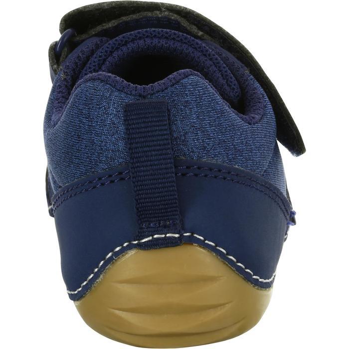 Turnschuhe 500 I Learn Gym Baby marineblau/braun