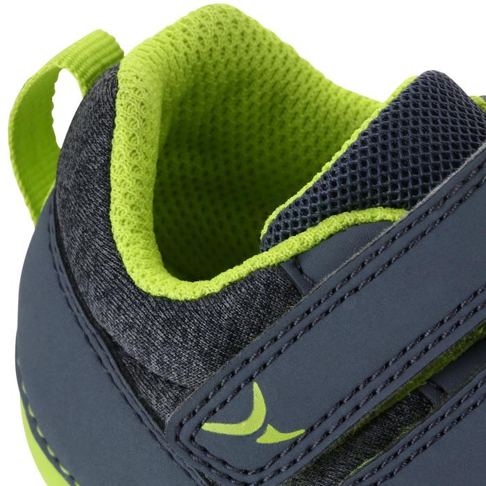 Chaussures gym I LEARN GRIS VERT ANIS