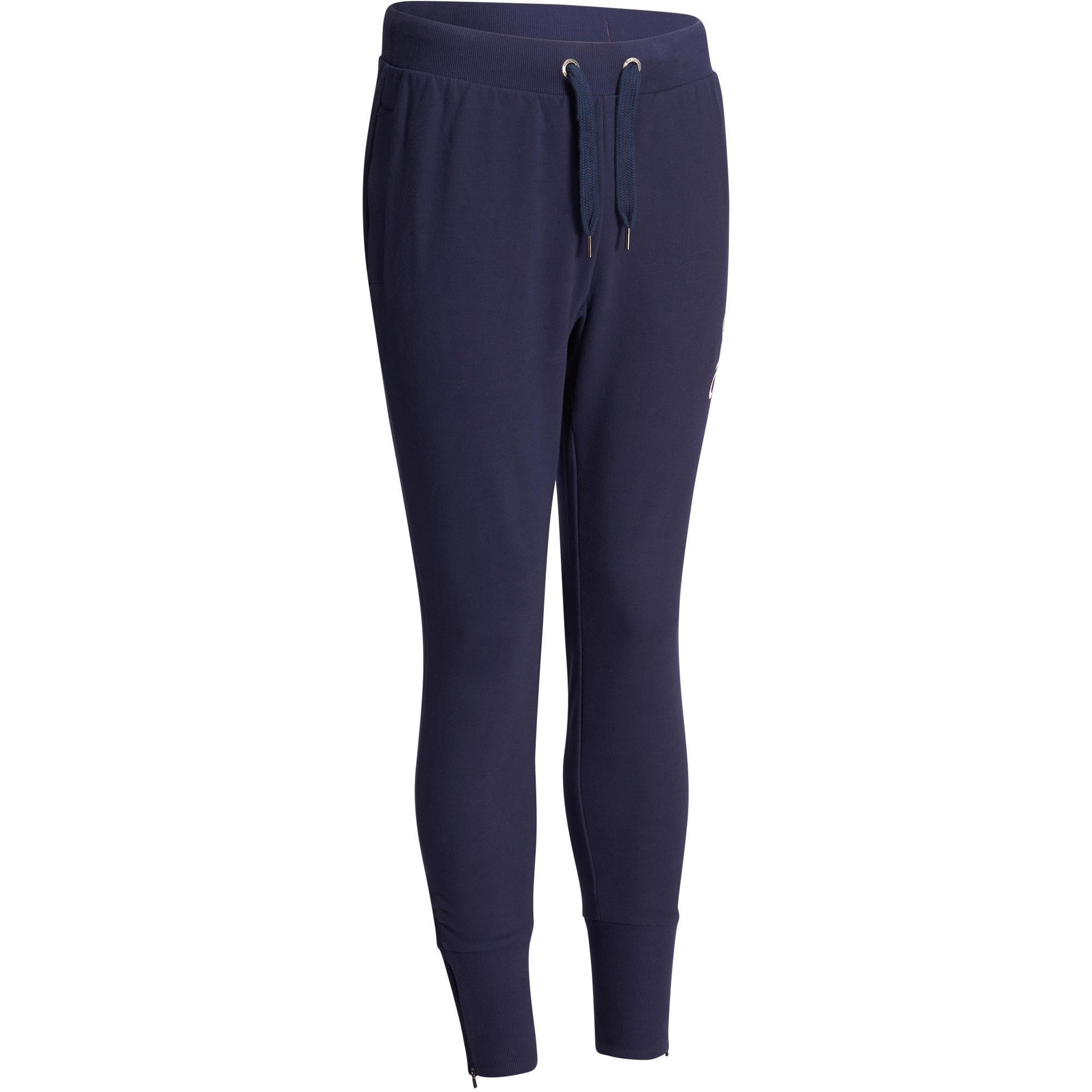 d4702cb30acf4 pantalon chandal algodon hombre decathlon