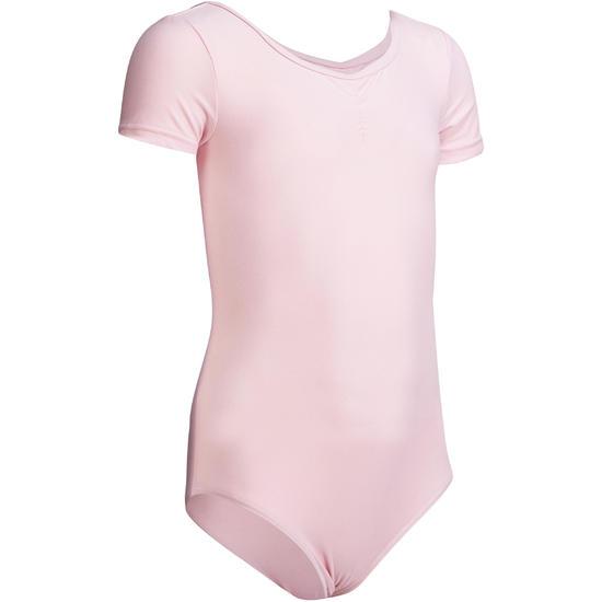 Balletpakje met korte mouwen voor meisjes - 1117686