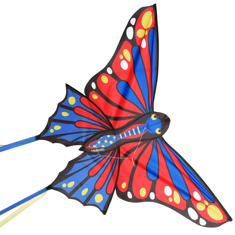 Static Kite MFK 160 - Red Blue