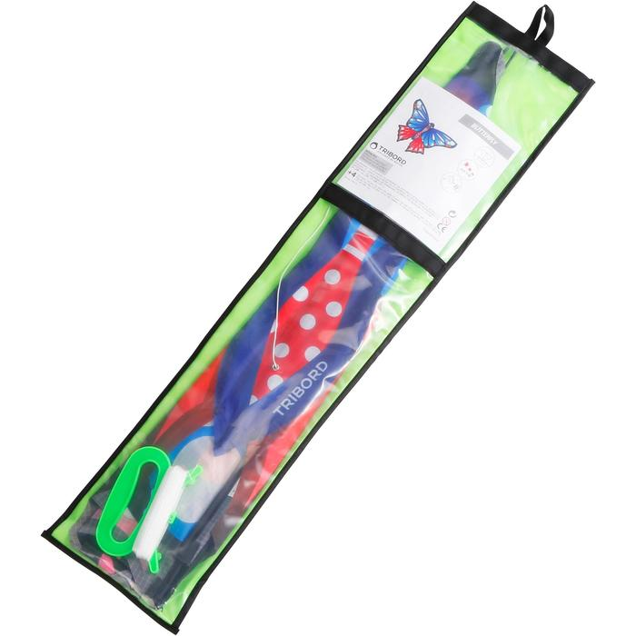 MFK 160 Static Kite - Red/Blue