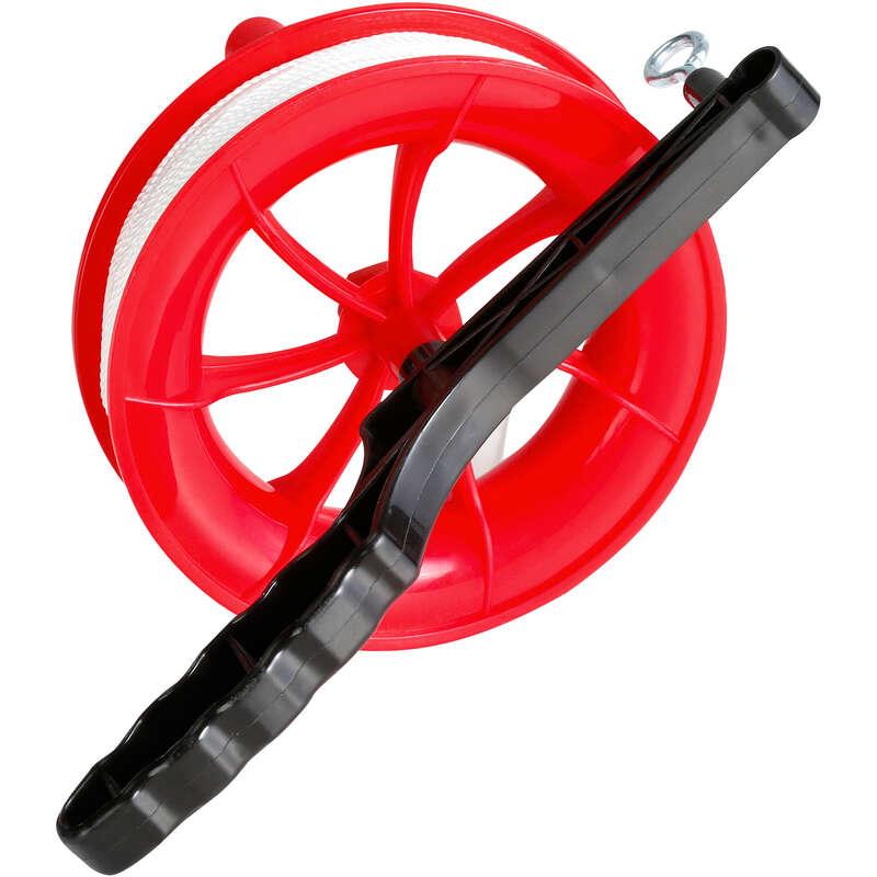 ZMEIE ȘI ACCESORII Sporturi cu vant - Mâner Rulare 200m ORAO - Powerkite (Landkite)