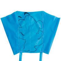 Mini Wing Single-Line Kite - Monster Blue