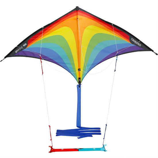 Bestuurbare vlieger Izykite 166 Rainbow - 1117828