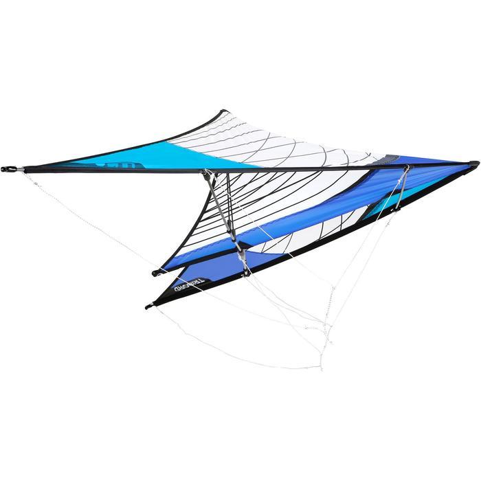 Cerf volant PILOTABLE R244 tubes carbone. - 1117882