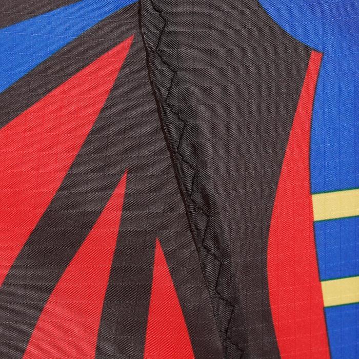 Cometa estática MFK 160 rojo/azul