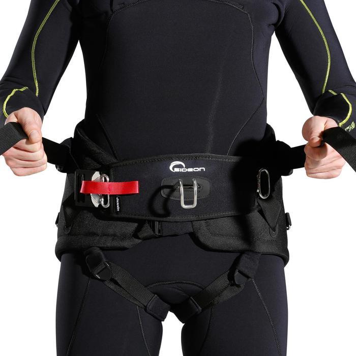 Arnés de pantalón kitesurf - negro