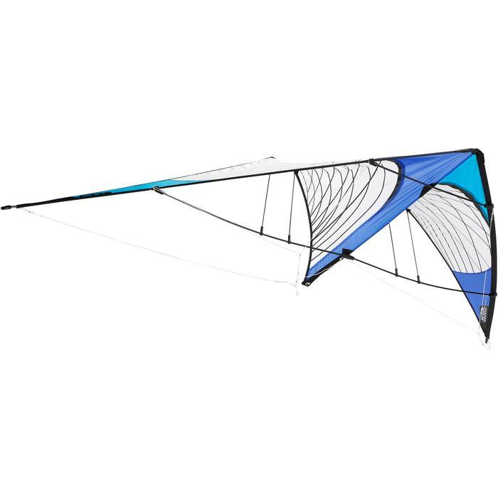 Cerf volant PILOTABLE R244 tubes carbone. - 1117958