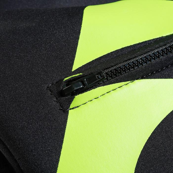 Gilet Kitesurf Noir/Vert