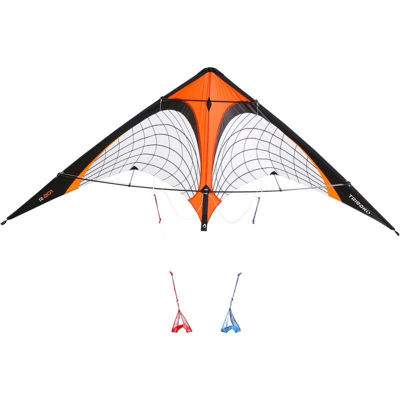 STUNT KITE & ACCESSORIES Kiting - R201 Carbon Stunt Kite ORAO - Kiting