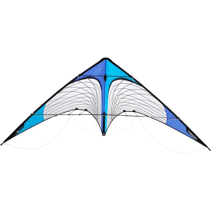 Cerf volant PILOTABLE R244 tubes carbone. - 1118019