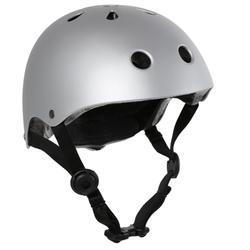 Play 5 Inline Skating Skateboarding Scootering and Cycling Helmet - Grey