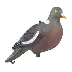 Lokvogel duif 3D zonder staaf