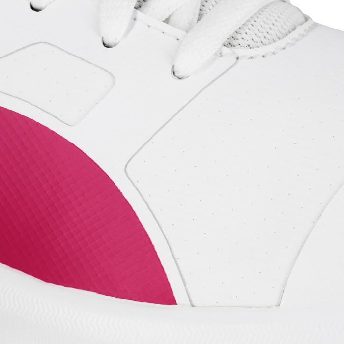Chaussures marche sportive enfant Flex Racer blanc /  rose - 1118300