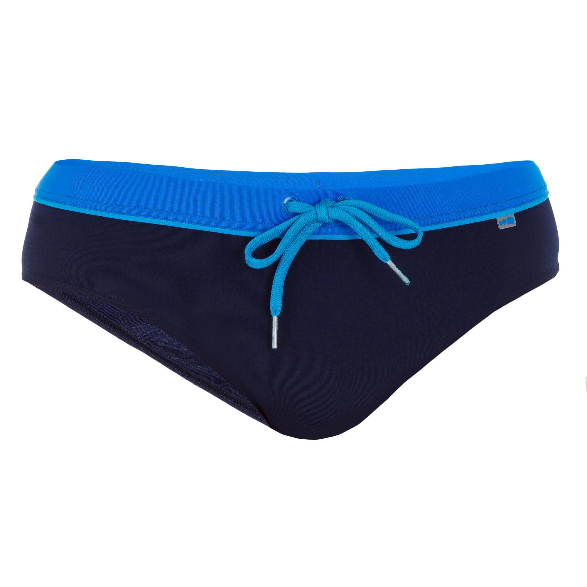 900 Pep Men S Swim Briefs Blue Blue Nabaiji