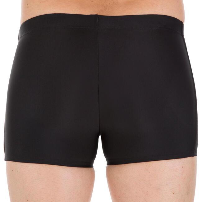 Men swimming boxer shorts - black