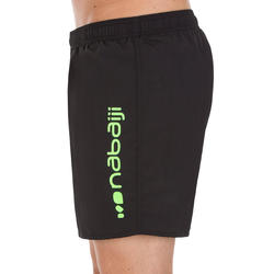 Men swimming shorts - Black