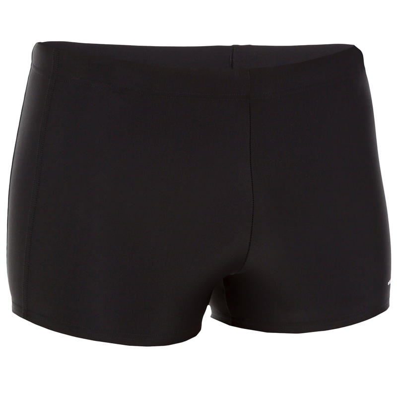 100 PLUS MEN'S BOXER SHORTS - PIP BLACK