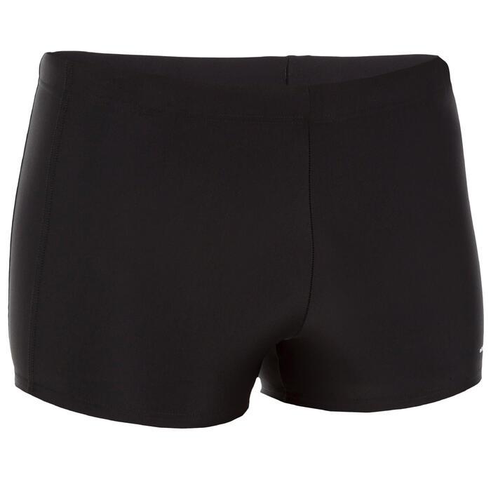 100 PLUS MEN'S BOXER SHORTS - PIP BLACK