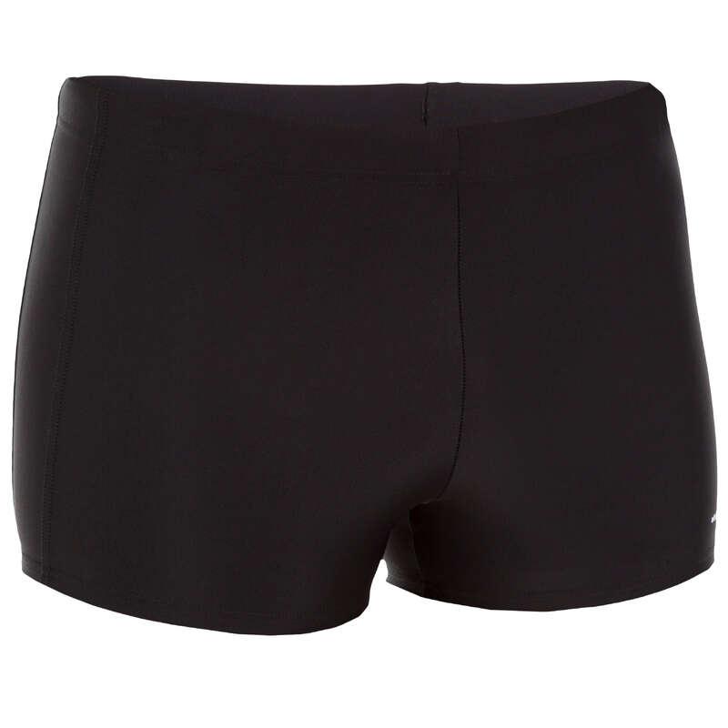 BADKLÄDER FÖR SIMNING, HERR Herr - BADBYXA herr PLUS PIP svart NABAIJI - Badkläder för herr