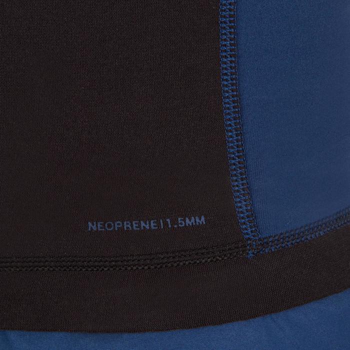 tee shirt anti UV surf top néoprène polaire thermique manches courtes homme - 1118881