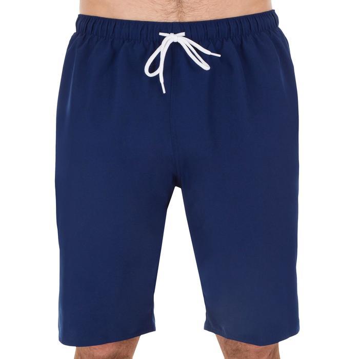 Hendaia Long Boardshorts - Dark Blue