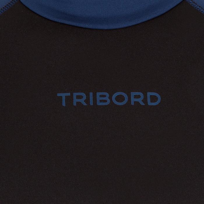 tee shirt anti UV surf top néoprène polaire thermique manches courtes homme - 1118951