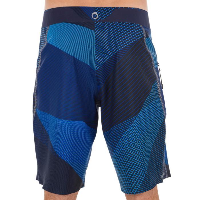 Boardshort long homme XW16 Intensity bleu