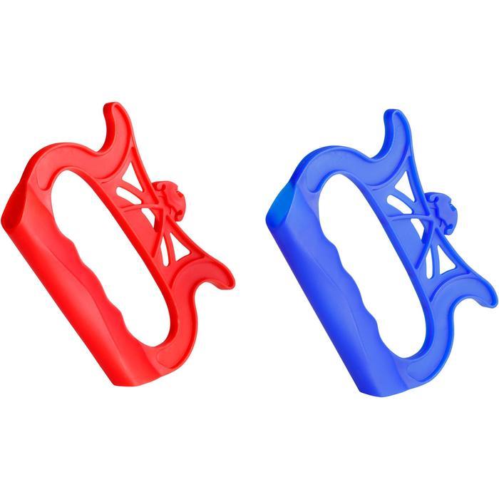 Geformte Griffe für 2-Leiner-Lenkdrachen
