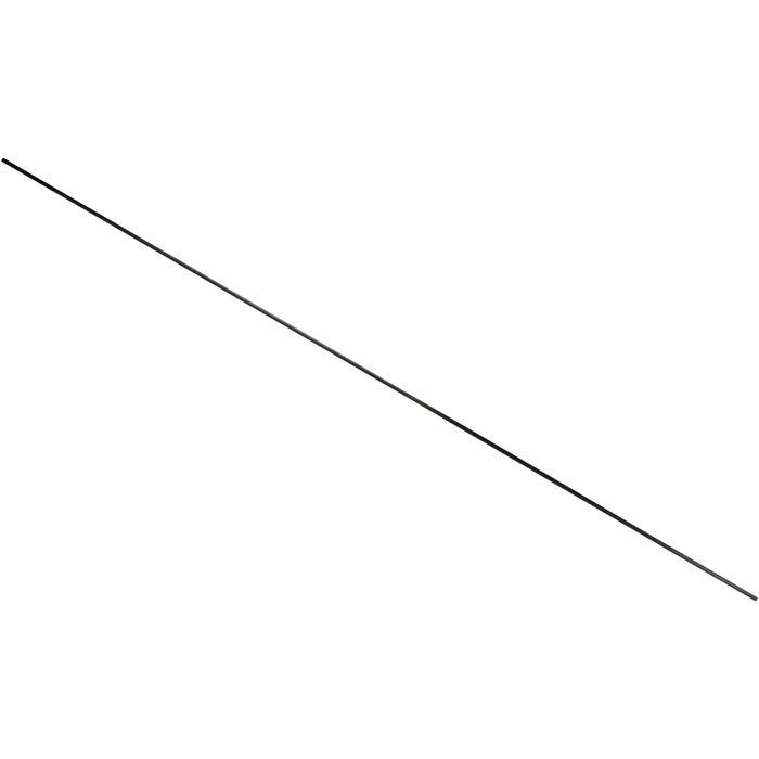 Tubo carbono 8 mm x 160 cm