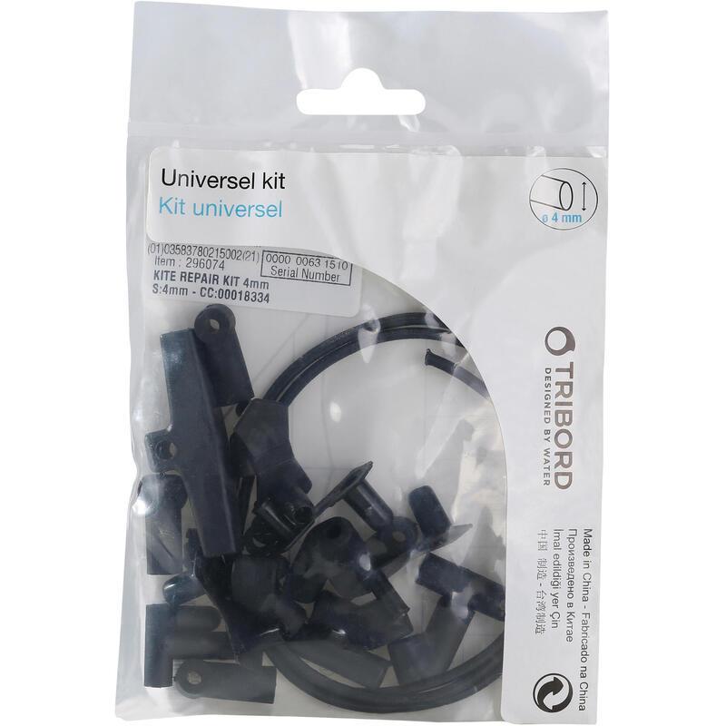 Kit de connecteurs 4 mm