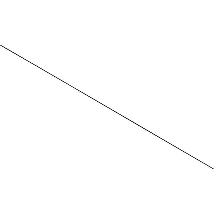 Glasvezel stok 4 mm x 120 cm