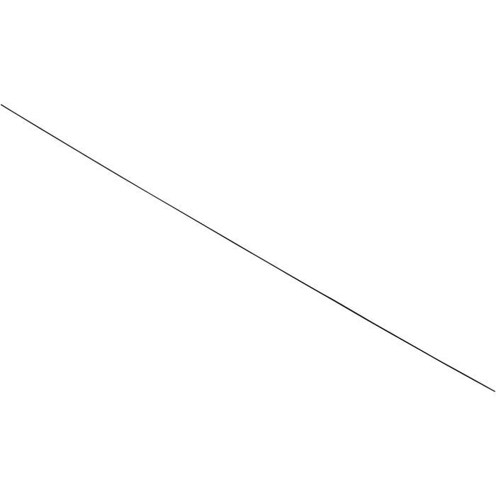 Glasvezel stok 2,5 mm x 100 cm