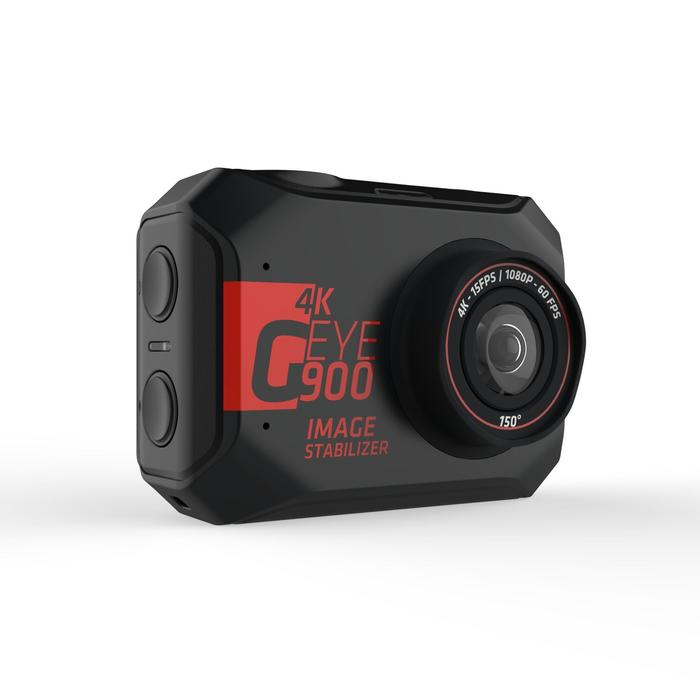 Caméra sportive G-EYE 900 4K et FULL HD avec écran tactile. - 1119614