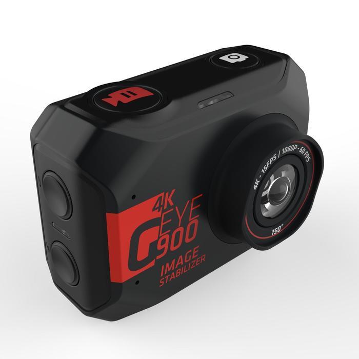 Caméra sportive G-EYE 900 4K et FULL HD avec écran tactile. - 1119628