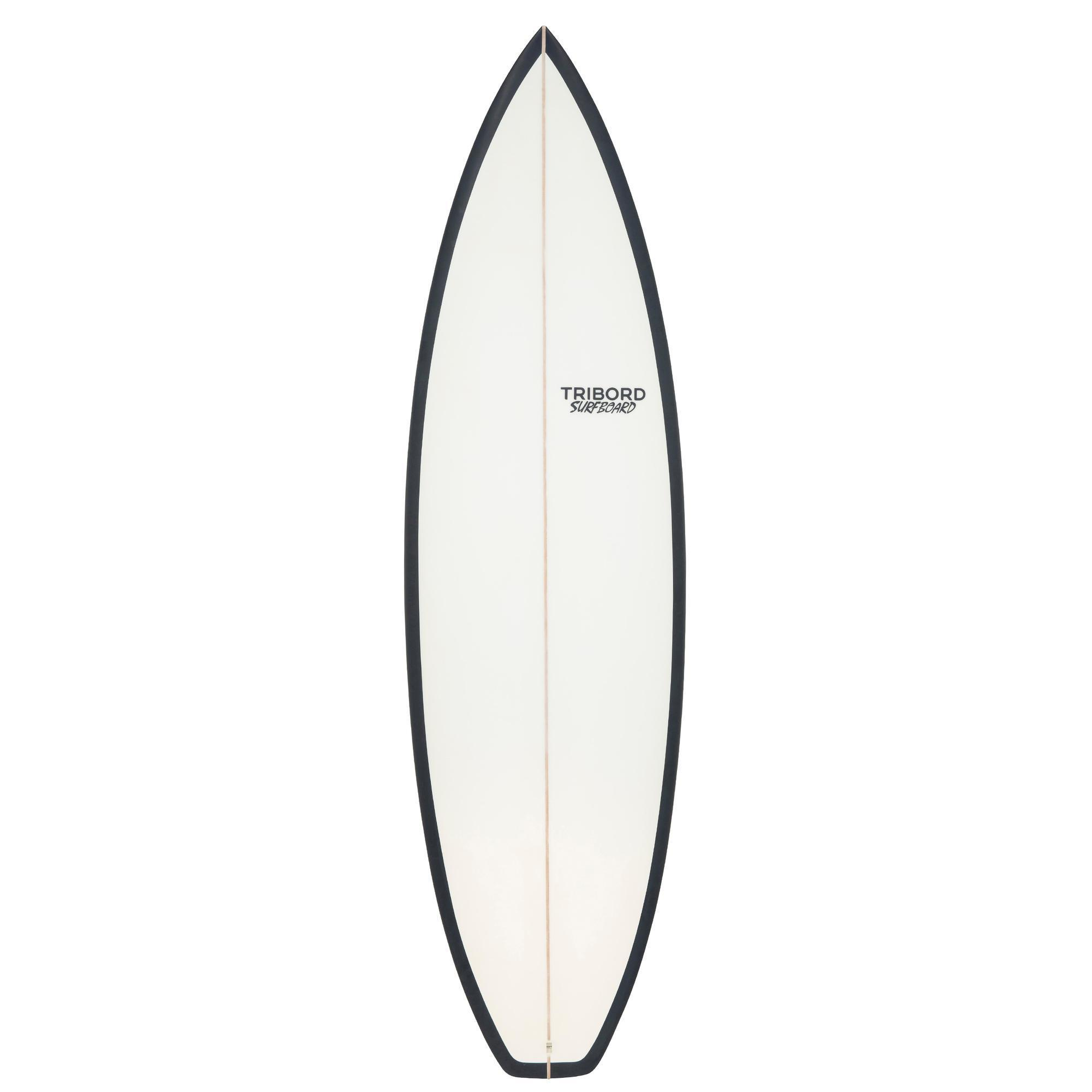 Planche de surf 900 6 39 stratifi e r sine epoxy hand made for Skimboard template