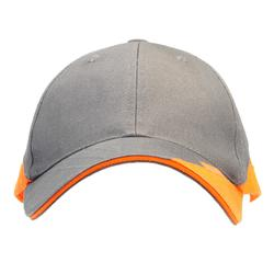 CASQUETTE BALL TRAP GRIS