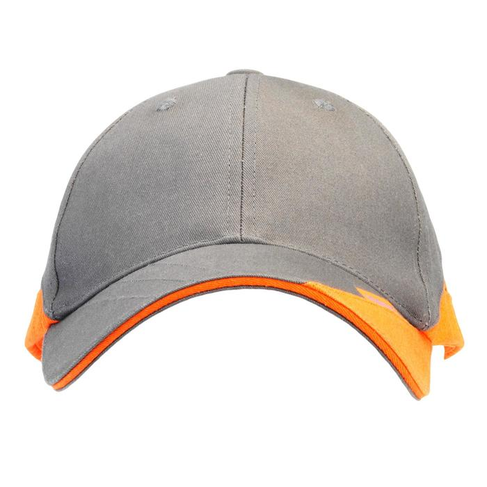 GORRA BALL TRAP GRIS