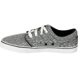 Vulca 100 Canvas Adult Skateboarding Longboarding Low-Top Shoes - All Over Grey