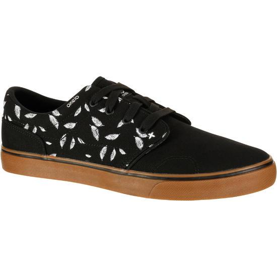 lage schoenen skateboarden/longboarden volwassenen Vulca Canvas L petroleum - 1120146