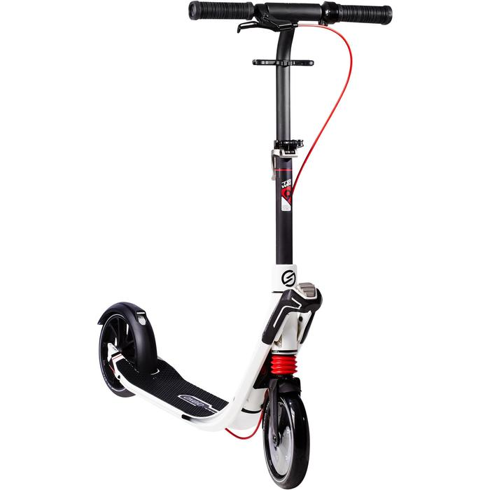 Town 9 EF 16 Adult Scooter - White - 1120205