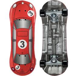 Play 1 紅色的兒童用賽車手滑板