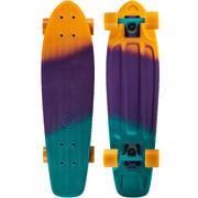 Cruiser Skateboard - Big Yamba - Blue/Coral Gradient