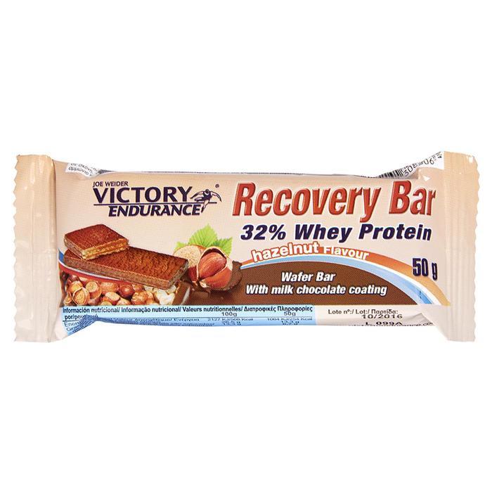 barra proteina recuperación nutrición