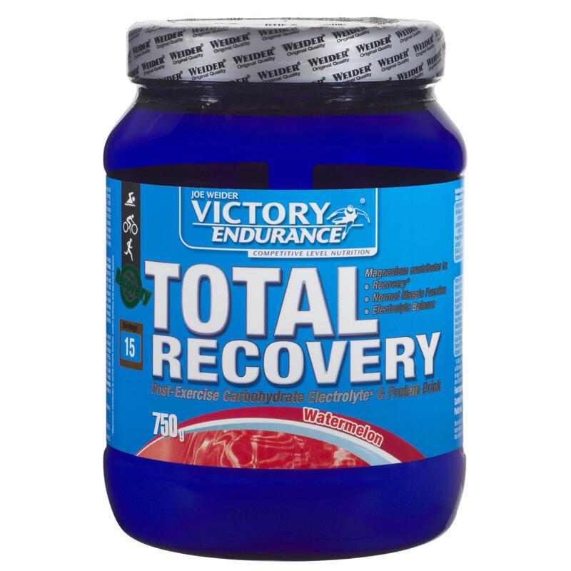 Recuperador Muscular Victory Endurance Total Recovery 750 g Sandía