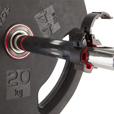Stop disques Smart Musculation 28mm