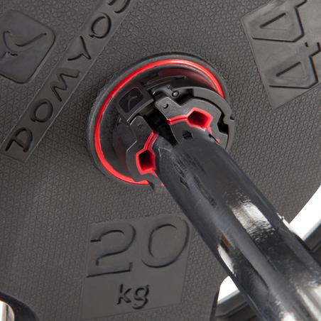 Disques d'arrêt Smart Musculation 28 mm