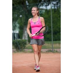 JUPE DE TENNIS SK LIGHT 900 KHAKI ROSE