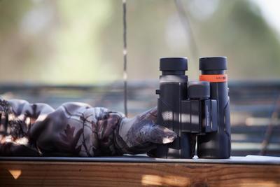 Рукавиці Actikam 300 для полювання - Коричневий камуфляж